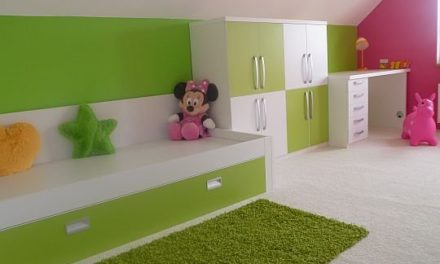 Dětský pokoj 9