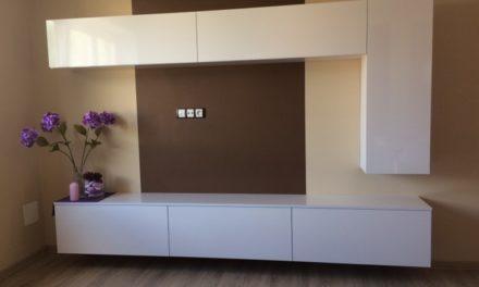 Obývací stěna 22