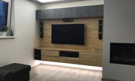 Obývací stěna 21